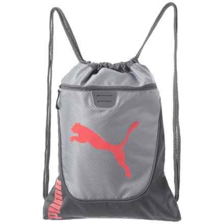 Puma Evercat Contender 3.0 Carrysack (For Women) in Grey/Coral - Closeouts