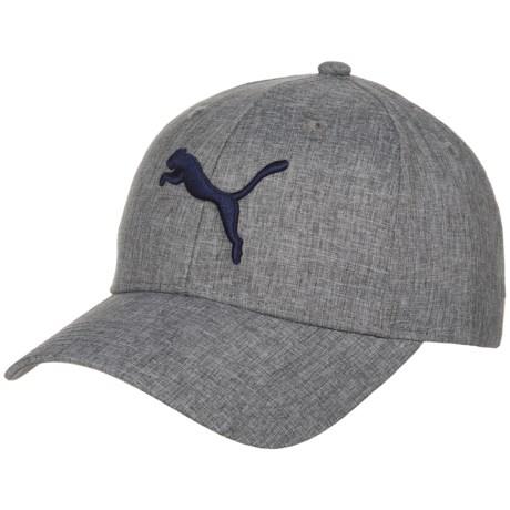Puma Evercat Icon Snap-Back Baseball Cap (For Men) in Grey/Navy