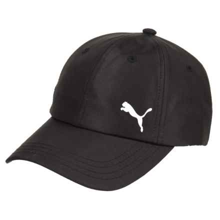 Puma Evercat Lily Adjustable Baseball Cap (For Women) in Black/White - Closeouts