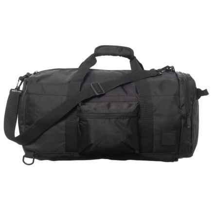 Puma Evercat Rotation Convertible Duffel Bag in Black - Closeouts