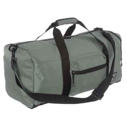 Puma Evercat Rotation Duffel Bag in Medium Grey - Closeouts