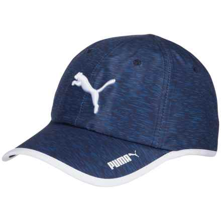 Puma Evercat Taylor Running Baseball Cap (For Women) in Navy - Closeouts