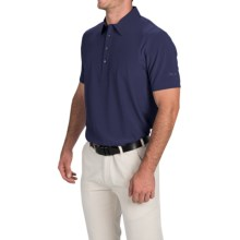 Puma Golf Tech Polo Shirt - UPF 40+, Short Sleeve (For Men) in Peacoat - Closeouts