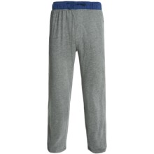 Puma Heathered Jersey Sleep Pants (For Men) in Medium Grey - Closeouts