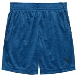 Puma Heathered Shorts (For Little Boys)