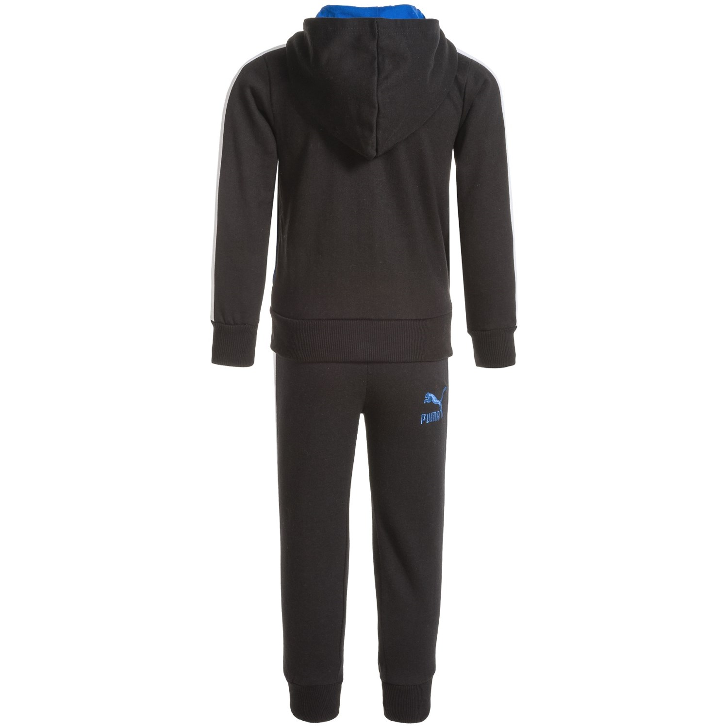Puma Hoodie T Shirt And Pants Set For Toddlers Save 69