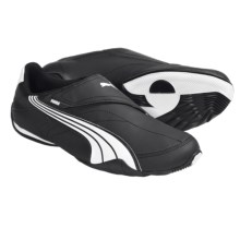 Puma Jiyu V Nu Shoes (For Men) in Black/White - Closeouts