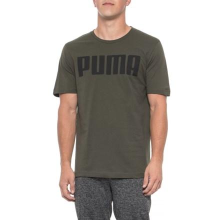 fd8a40e66cf8 Puma Modern Sports Relax T-Shirt - Short Sleeve (For Men) in Forest