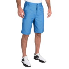 Puma Monolite Golf Shorts - UPF 50+ (For Men) in Strong Blue - Closeouts