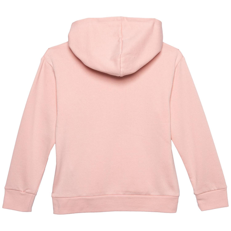 b7f8cc9655 Puma No. 1 Logo Fleece Pullover Hoodie (For Big Girls) - Save 62%