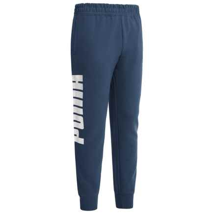 Puma Rebel Joggers (For Big Boys) in Sargasso Sea - Closeouts