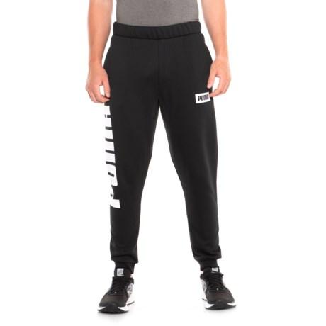 0af6c5ecebcb ... Casual Pants  Puma Rebel Sweatpants (For Men) in Cotton Black ...