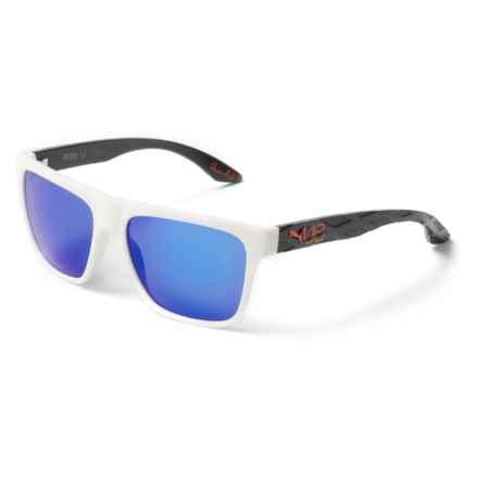 Puma Rectangular Sunglasses (For Men) in Usian/Bolt - Overstock