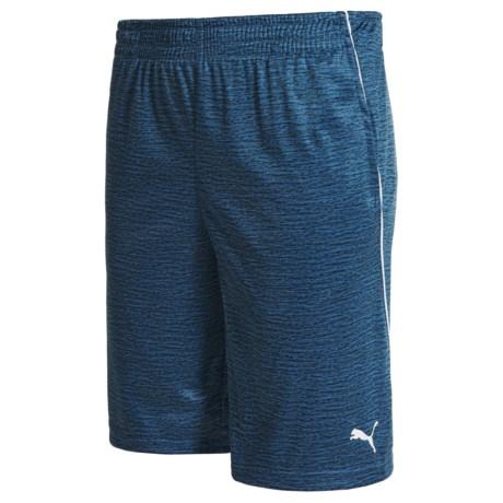 Puma Skinny Stripe Shorts (For Little Boys) in Star Sapphire