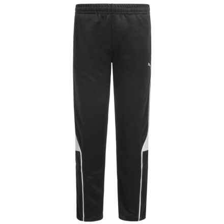 Puma Soccer Pants (For Boys) in Black/White - Closeouts