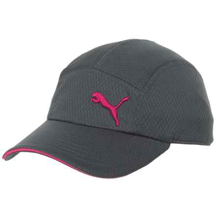 Puma Sophia Cap (For Women) in Bering Sea/Rose Red - Closeouts
