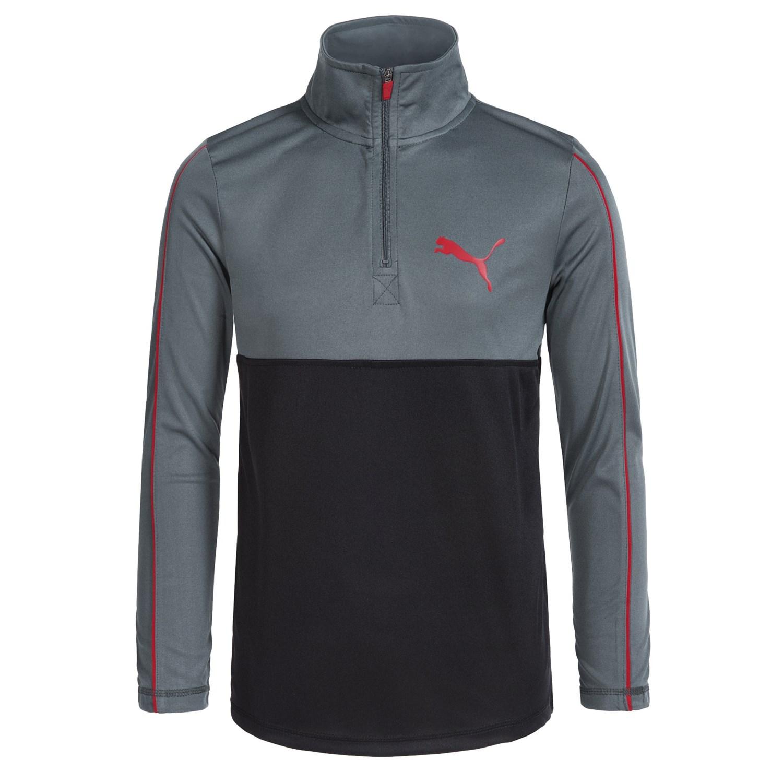 Puma Sport Shirt For Big Boys Save 53