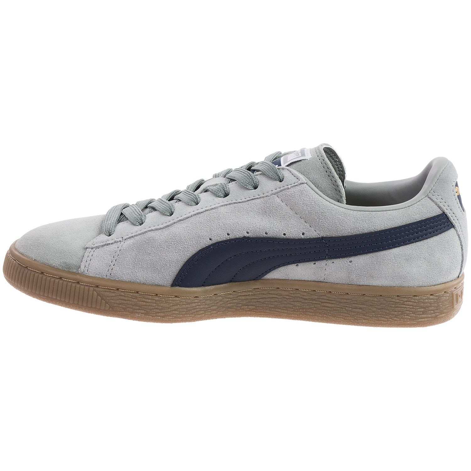 puma suede classic leather formstrip