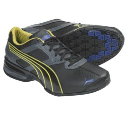 Puma Tazon 5 Running Shoes (For Men) in Black/Citron/Surf The Web