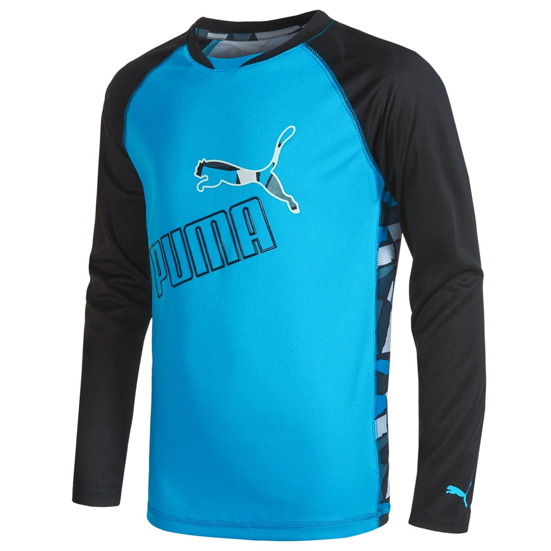 Puma Technical T Shirt For Little Boys Save 67
