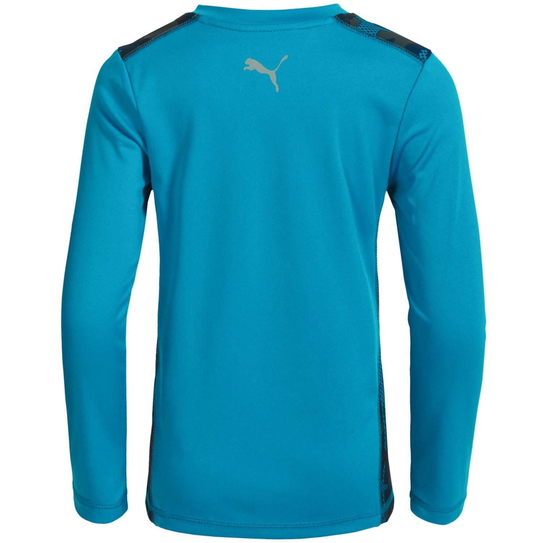 Puma Technical T Shirt For Little Boys Save 71