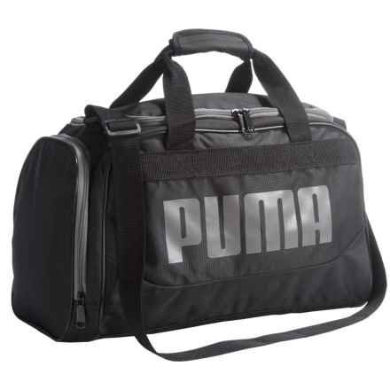 "Puma Transformation Duffel Bag - 19"" in Black - Closeouts"