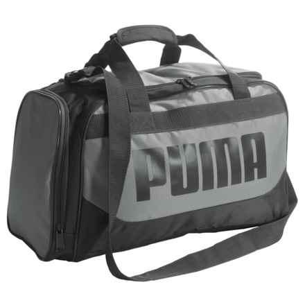 "Puma Transformation Duffel Bag - 19"" in Grey - Closeouts"