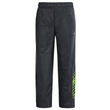 Puma Tricot Pants (For Little Boys) in Coal - Closeouts