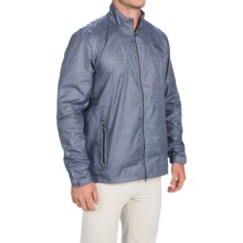 Puma Wind Golf Jacket (For Men) in Folkstone Gray - Closeouts