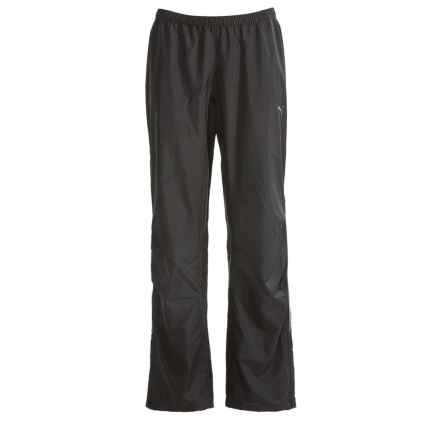 Puma Wind Pants (For Women) in Black - Closeouts