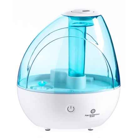 Pure Air Essentials Works Cool Mist Ultrasonic Humidifier in Multi - Closeouts