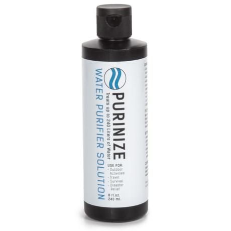 Purinize PURINIZE® Water Purifier Solution - 8 fl.oz.