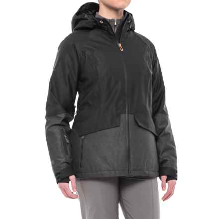 PWDER Room Bethany Ski Jacket - Waterproof, Insulated (For Women) in Black - Closeouts