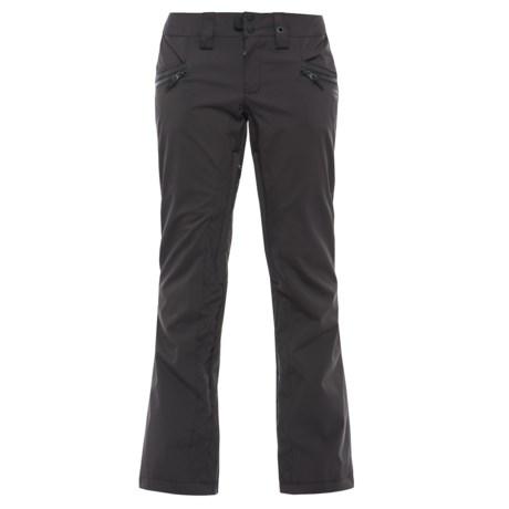 PWDER Room Launch Ski Pants - Waterproof (For Women) in Black