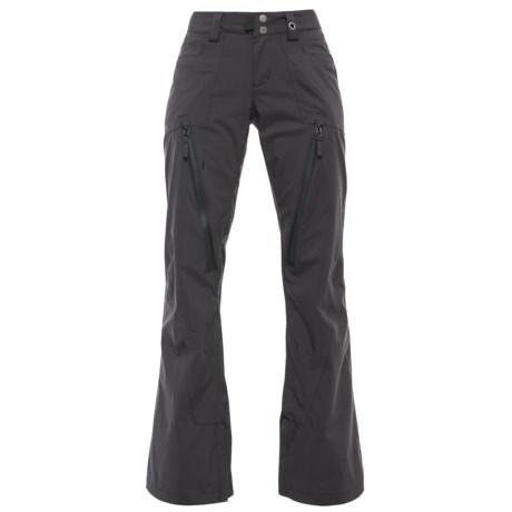 PWDER Room PWDR Room Guide Ski Pants - Waterproof (For Women) in Black