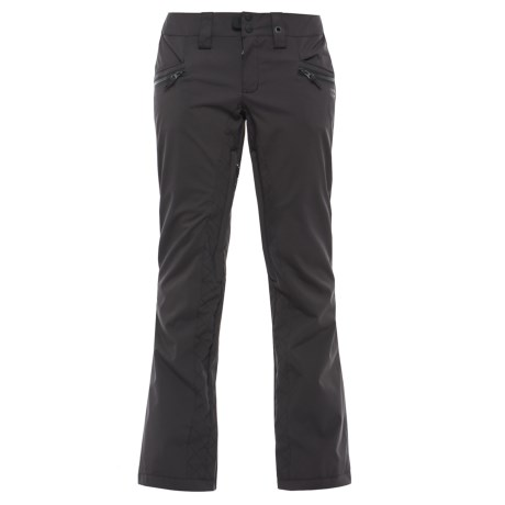 PWDR Room Launch Ski Pants - Waterproof (For Women) in Black