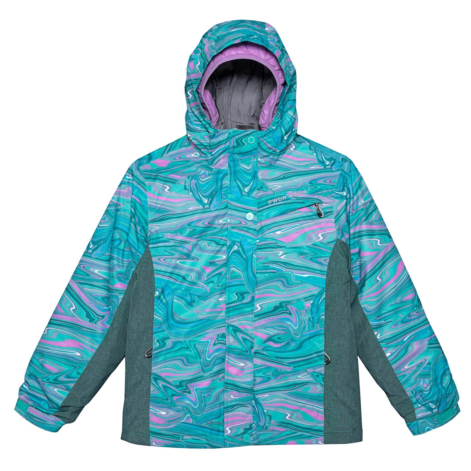 8a1354c24 PWDR Room Paris Ski Jacket - Waterproof, Insulated, 3-in-1 (For Big Girls)