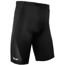 PX Triathlon Elite Race Shorts (For Men) in Black - Closeouts