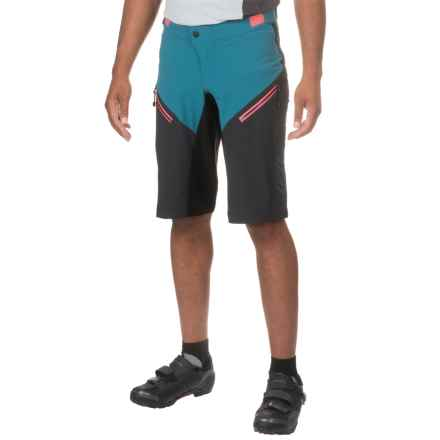Qloom Avalon Shorts (For Men) in Black - Closeouts