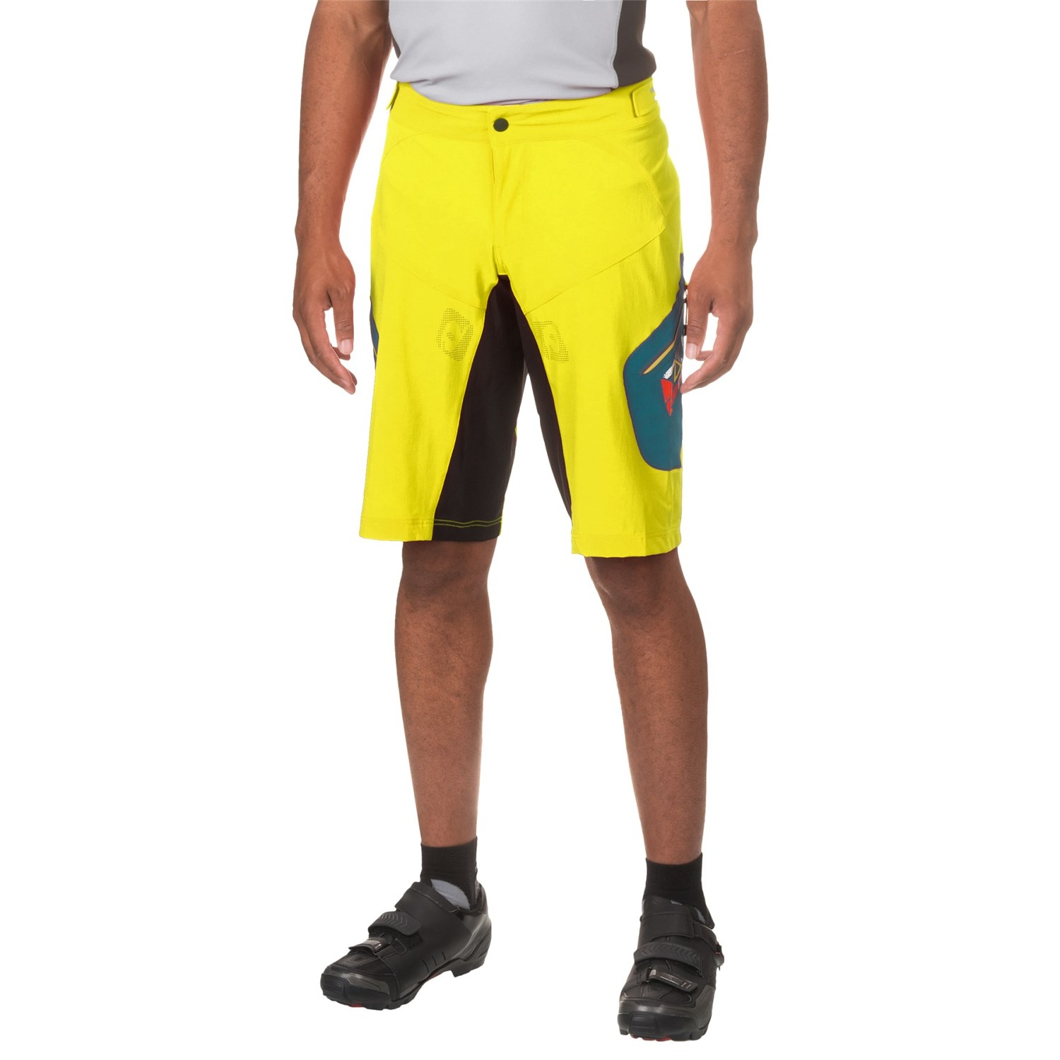Qloom Cape York Mountain Bike Shorts For Men Save 74