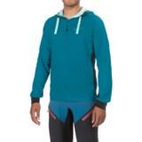Qloom Palm Beach Cycling Jacket - Full Zip (For Men)