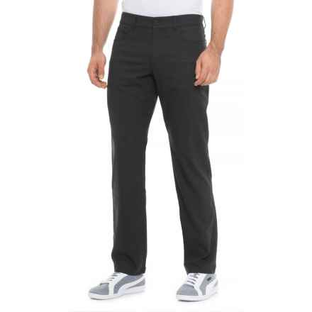 QOR High-Performance Suiting Jeans (For Men) in Black Heather - Closeouts