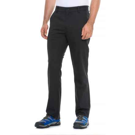 QOR High-Performance Suiting Pants (For Men) in Black Heather - Closeouts