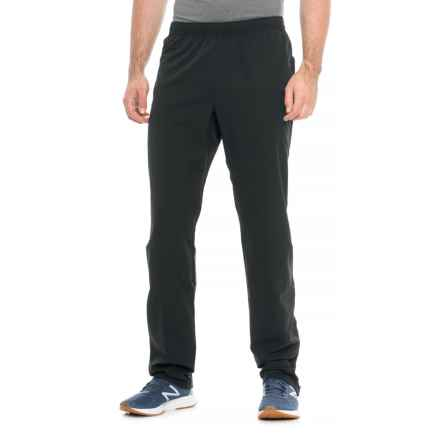 QOR Tec Ultra Light Running Pants (For Men) in Black - Closeouts