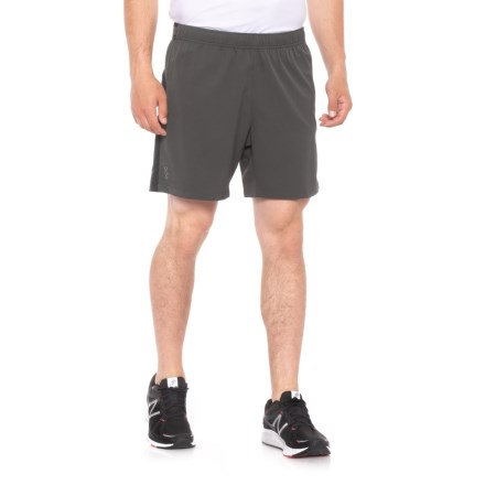 7c52560aea36 QOR Tec Ultralight Running Shorts - Built-In Brief (For Men) in Gunmetal