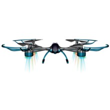 Quadrone Covert Drone in Black - Closeouts