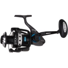 Quantum Boca PT 60 Saltwater Spinning Reel in See Photo - Closeouts