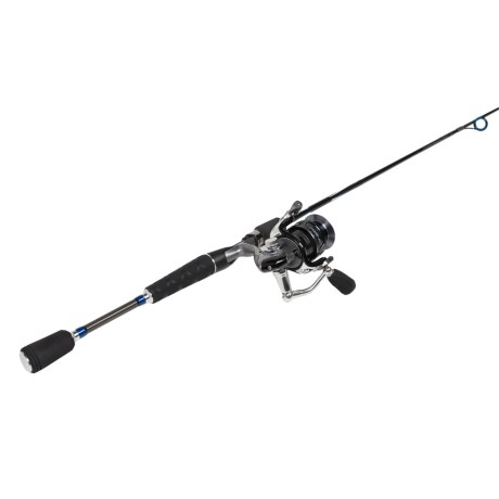 Quantum Five O Spinning Rod Combo 2 Piece