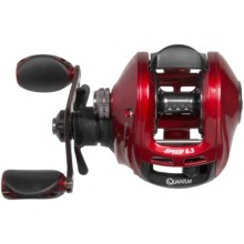 Quantum Kinetic PT 100 Right Hand Bait Cast Reel in See Photo - Closeouts