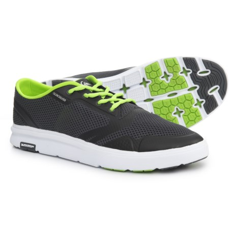 Quiksilver Amphibian Plus Sneakers (For Men) in Black